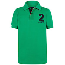 Buy Hackett London Boys' New Classic Polo Shirt Online at johnlewis.com