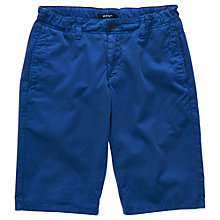 Buy Gant Boys' Chino Shorts, Blue Online at johnlewis.com