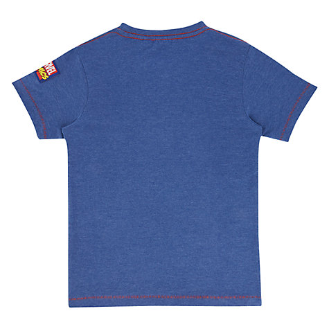 Buy Spider-Man Rock'n'Roll T-Shirt, Blue Online at johnlewis.com