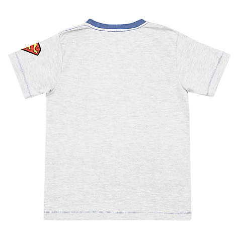Buy Superman T-Shirt, Grey Marl Online at johnlewis.com