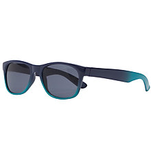 Buy John Lewis Boy Blue Ombre Wayfarer Sunglasses, One Size Online at johnlewis.com
