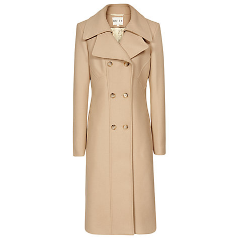 Buy Reiss Board Large Collar Coat Online at johnlewis.com