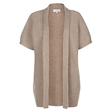 Buy Hobbs Josey Cardigan, Soft Camel Online at johnlewis.com