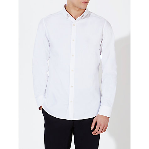 Buy John Lewis New Town Oxford Long Sleeve Shirt Online at johnlewis.com