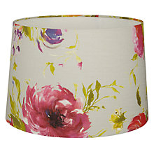 Buy Voyage Spring Flower Cylinder Shade Online at johnlewis.com
