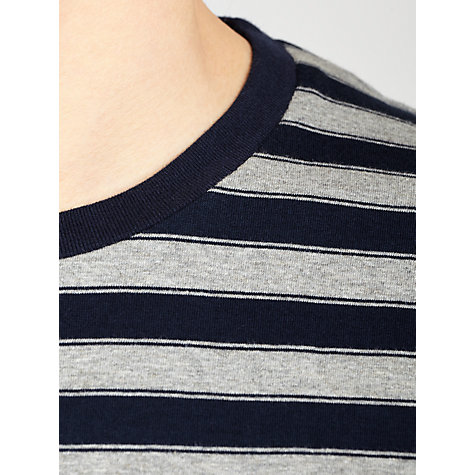 Buy John Lewis Organic Cotton Striped T-Shirt Online at johnlewis.com