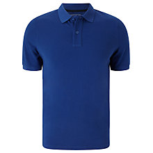 Buy John Lewis Organic Cotton Pique Polo Shirt Online at johnlewis.com