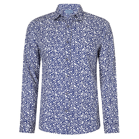 Buy John Lewis Floral Ditsy Archive Print Shirt Online at johnlewis.com