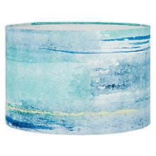 Buy John Lewis Nara Shade, Blue Online at johnlewis.com