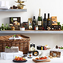 Buy John Lewis Winter Pantry Fresh Hamper Online at johnlewis.com