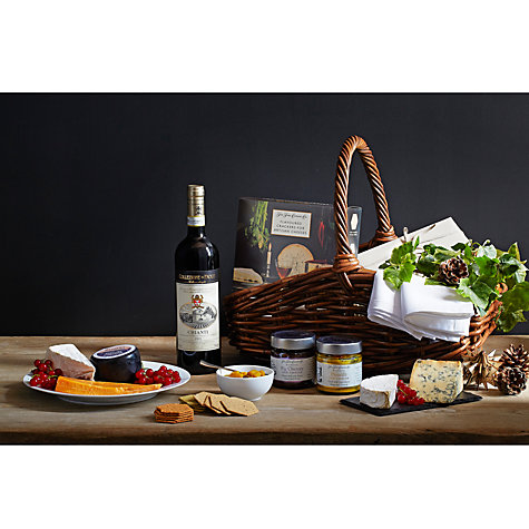 Buy John Lewis The Cheese Larder Fresh Hamper Online at johnlewis.com