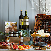 Buy John Lewis Festive Supper Fresh Hamper Online at johnlewis.com