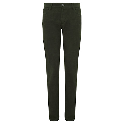 Buy Jigsaw Moleskin Jeans Online at johnlewis.com