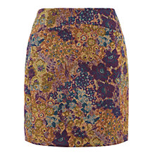 Buy Jigsaw Multi Hampton Tapestry Skirt, Multi Online at johnlewis.com
