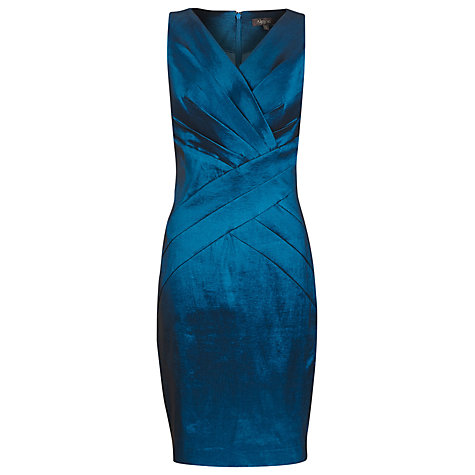 Buy Alexon Taffeta Panel Dress Online at johnlewis.com
