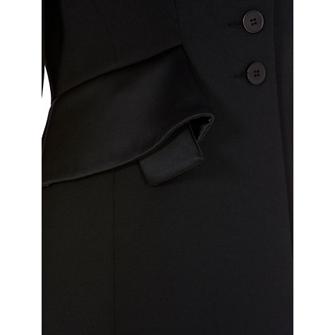 Buy Coast Marlowe Coat, Black Online at johnlewis.com