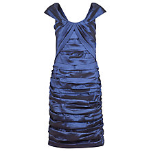 Buy Alexon Taffeta Bardot Dress Online at johnlewis.com