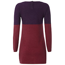 Buy White Stuff Kimmy Tunic Dress, Deep Purple Haze Online at johnlewis.com