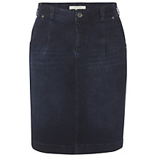 Buy White Stuff Mimi Skirt, Dark denim Online at johnlewis.com