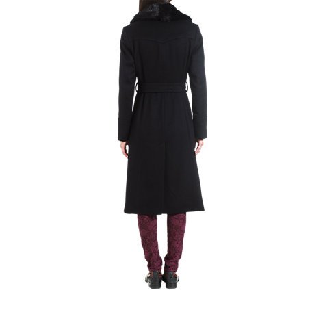 Buy Jigsaw Princess Melton Collar Coat Online at johnlewis.com