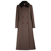 Buy Windsmoor Long Galaxy Coat, Neutral Online at johnlewis.com