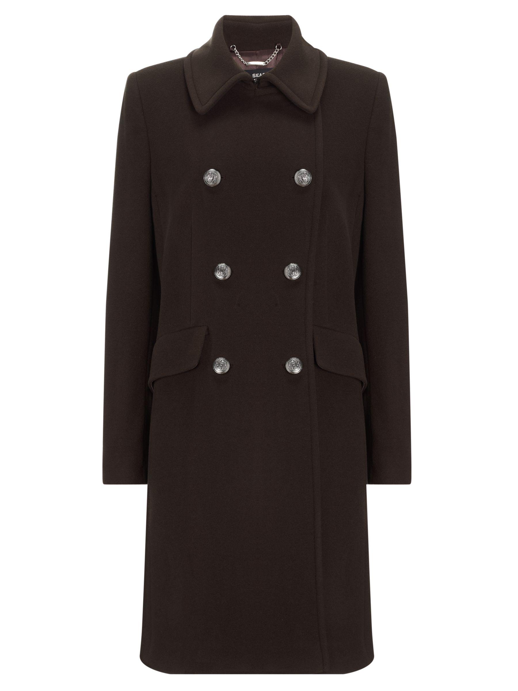 Four Seasons Military Coat Loden