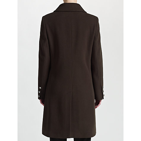 Buy Four Seasons Military Coat, Loden Online at johnlewis.com