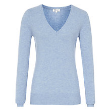 Buy Reiss Mera Cashmere Jumper Online at johnlewis.com