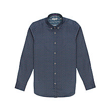 Buy Ted Baker Blarzay Shirt, Blue Online at johnlewis.com