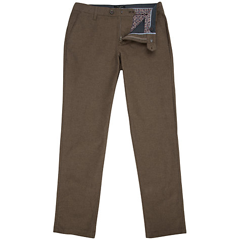 Buy Ted Baker Funwig Regular Fit Trousers Online at johnlewis.com