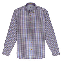 Buy Ted Baker Flanrun Check Flannel Shirt Online at johnlewis.com
