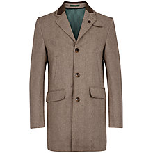 Buy Ted Baker Zainab Herringbone Weave Coat Online at johnlewis.com
