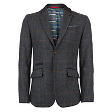 Buy Ted Baker Flavius Blazer, Brown Online at johnlewis.com