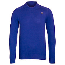 Buy G-Star Raw Lambswool Blend Turtleneck Jumper Online at johnlewis.com