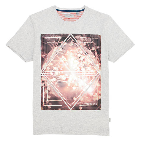 Buy Ted Baker Hanbell Cotton T-Shirt Online at johnlewis.com