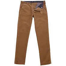 Buy Ted Baker Cotton Tomcord Corduroy Trousers Online at johnlewis.com