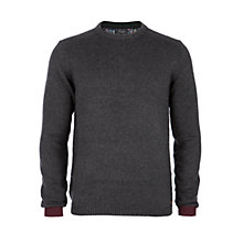 Buy Ted Baker Amiss Crew Neck Jumper Online at johnlewis.com