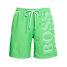 Buy Hugo Boss Killifish Swim Trunks Online at johnlewis.com