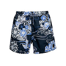 Buy Hugo Boss Piranha Swim Shorts Online at johnlewis.com