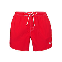 Buy Hugo Boss Lobster Swim Shorts Online at johnlewis.com