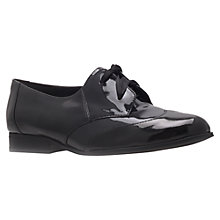Buy Nine West Alyvia3 Brouge Shoes, Black Online at johnlewis.com