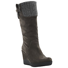 Buy Dune Romas Calf Boots Online at johnlewis.com