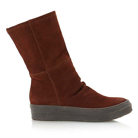 Buy Dune Rummy Calf Boots Online at johnlewis.com