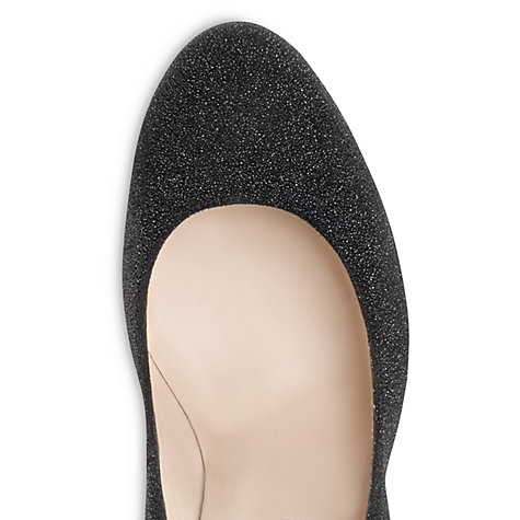 Buy L.K. Bennett Harley Court Shoes, Black Online at johnlewis.com