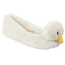 Buy John Lewis Daphne The Duck Slippers Online at johnlewis.com