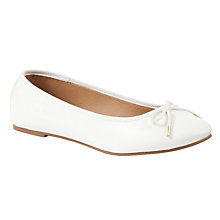 Buy John Lewis Jenni Ballet Pumps Online at johnlewis.com