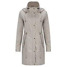 Buy John Lewis Eleanor Casual Parka Coat Online at johnlewis.com