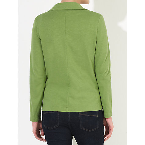 Buy John Lewis Jersey Slub Jacket Online at johnlewis.com