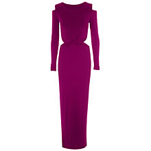 Buy True Decadence Mid Twist Cut-Out Dress Online at johnlewis.com