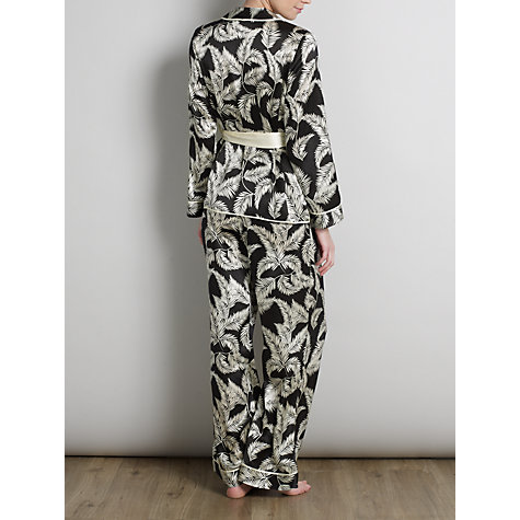 Buy Somerset by Alice Temperley Palm Pyjama Set, Multi Online at johnlewis.com